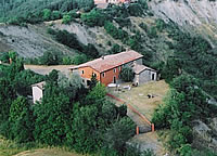 Self Catering Villa nr Parma