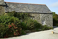 Owl Cottage in Cornwall